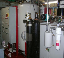 PCB Dechlorination System